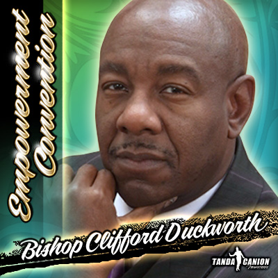 Bishop Clifford Duckworth: Leadership Training I, March 7 at 11:00 am - Duckworth-Themed-400x400